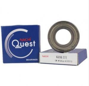 China Original Good Quality NACHI Bearing Chrome Steel Electric Machinery 30x62x16 mm Deep Groove Ball bearing wholesale