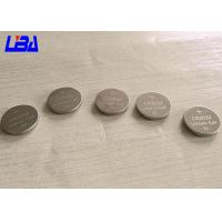 China CR 2032 Prime  Mno2 Lithium Ion Battery  Coin Cell 240mAh 3V 3.0g wholesale