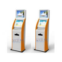 China Digital Picture Printing Kiosk Windows7 WIFI Internet Dual Screen Information wholesale