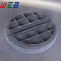 China Wire Mesh Demister Pads for Packed Towers (DN300-6000) wholesale