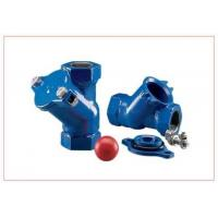China Thread End BSP NPT Ball Check Valve Ductile Iron With Epoxy Caoting Inner And Outer wholesale