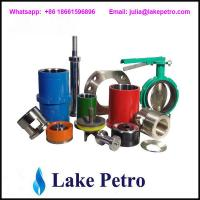 China API Bi-metal liner and piston hub for oilfield mud pump spare parts on sale