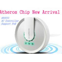Quality New arrival Atheros AR9531 2.4G 300Mbps Hihg Power Wireless Ceiling Mount AP for Hotel,Hospital,School etc for sale