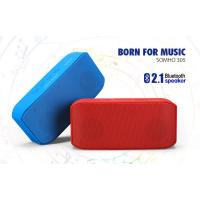 China Multi Color Bluetooth Speaker , Durable Plastic Injection Moulded Components wholesale