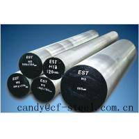 Buy cheap hot work mould steel round bar H13/DIN1.2344/skd61 hot work tool steel from wholesalers