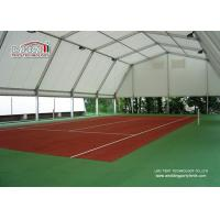 China Aluminum Sports Team Tent Canopy / Sports Shelter Tent 20X50 Feet wholesale