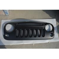 China Jeep Jk Wrangler Specter Mask With Mesh Grille Material: ABS Plastic wholesale