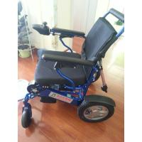 Buy cheap Small Order is ok -- Quality aluminum lightweight electric wheelchair for from wholesalers