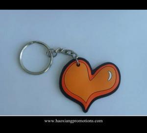 China Bulk Custom Made Cheap 3d Soft Pvc Keychain for Promotional Merchandise wholesale