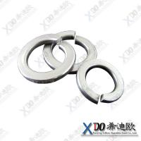 China supplying inconel 601 China hardware stainless steel fasteners spring washer wholesale