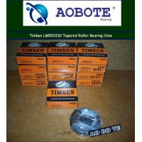 Quality Long life ABEC 5 Timken Taper Roller Bearings For Mining for sale