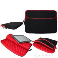China Business Red Shockproof Laptop Sleeve / Laptop Waterproof Messenger Bag wholesale