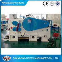 China 2-4T/H Capacity Wood Sawdust Log Making Machine For Cotton Firewood , Pine wholesale