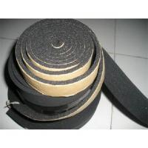 China Strip Self Adhesive Foam Sheets Epdm Sealing Impact Absorbing Foam Tape Strip wholesale