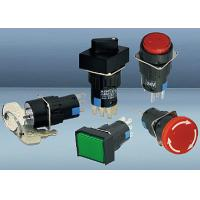 China Automotive Momentary Illuminated Push Button Switch , Light Switch Push Button wholesale