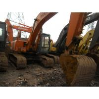 China Second Hand Construction Machinery Hitachi EX200-3 , Used Crawler Excavator wholesale