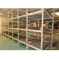 Buy cheap Pallet Flow Rack - Gravity Flow Rack - For Pallets, Cases and Cartons - Flow from wholesalers