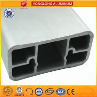 China Anodized Aluminium Extrusion Profiles For Industrial Natural Silver wholesale