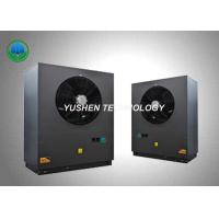 China 450 Square Meter Floor Heating Heat Pump Coil AC System Side Air Blow Type wholesale