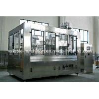 China Carbonated Soft Drink Filling Machine /Line Reliable Machinery (CGFD) wholesale