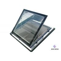 China Top Hopper Bottom Hung Anodised Aluminium Windows For Residential Home Office wholesale