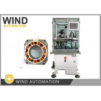 China Muti Pole BLDC Motor Winding Machine Fast Than Three Head Winder wholesale