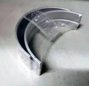 Buy cheap Aluminium Alloy Diesel Engine Bearings / Main Conrod Bearing 6D130 from wholesalers