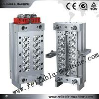 China Energy Saving Injection Blow Moulding 35.2 - 51.8 G / S Rate 772 - 1050 G wholesale