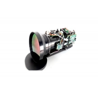 Buy cheap 23-450mm Thermal Imaging Camera System F4 Continuous Zoom MWIR LEO Detector from wholesalers