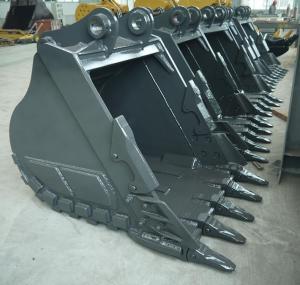 Quality Construction Machine Caterpillar Excavator Attachments / Excavator Spare Parts For Volvo EC55 for sale