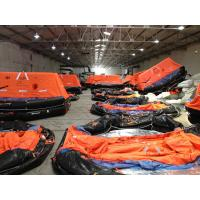 China Inflatable Emergency Life Rafts For sale wholesale