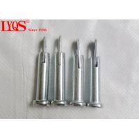Buy cheap Security Galvanized Scaffold Locking Pins Length 50mm For Building Construction from wholesalers