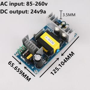 China AC 100-240V to DC 24V -9A Power Supply Module Board Switch AC-DC Switch Power Supply Board(wellyoon21@gmail.com) on sale