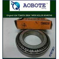 China ISO 9001 certified Timken Tapered Roller Bearing , long life OEM car parts  390A wholesale