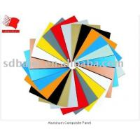 China Aluminum Composite Panel for Exterior Wall on sale