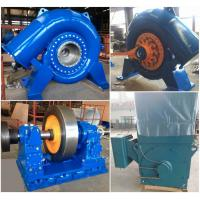 China 400kW Hydro Power Asynchronous Generator Francis Water Turbine 50 Hz wholesale