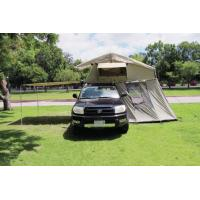 China Large Capacity Off Road Roof Top Tent With 420D Oxford Flysheet Fabric wholesale