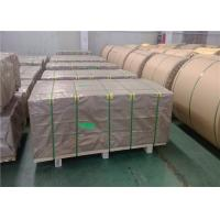 China Width 800 - 1500mm Hot Rolled 5083 Aluminum Plate For Boat / Ship Building wholesale