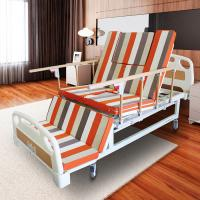 Buy cheap Handicapped Manual Adjustable Bed With Toilet Multi Functions MD-E23 from wholesalers