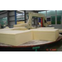 Automatic Round Circular Sponge Foam Cutting Machine , Polyurethane Foam Cutter