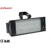 China 198 Pcs 10mm High Brightness LEDs  , Led Strobe Lights With The Control Of DMX512 VS-40 wholesale