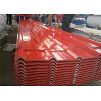 Quality Trapezoidal Everlast Aluminium Roofing Sheets 3003 Thickness 0.5 - 1.22mm for sale