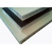 Quality Aluminum Honeycomb Panel For Furniture/Ferry/Curtain Wall Decoration for sale