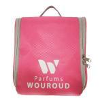 China Multifunction Pink Portable Waterproof Travel Toiletry Bag Large Capacity wholesale