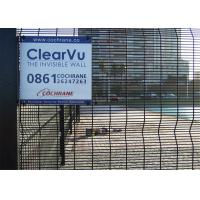 China 3d 358 welded wire mesh fence wholesale