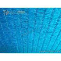 Quality 400g/SQ.M Polyester Screen Wind Fence For Coal Storage, Hesly Windbreak Fence for sale