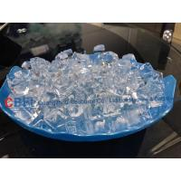 China Integrated Industrial Ice Cube Making Machine R507 Refrigerant on sale