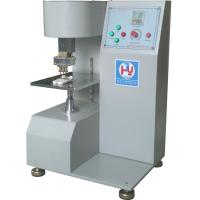 Buy cheap White Single Axis Button Life Testing Machine With Electric Power from wholesalers