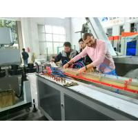 China WPC PVC PP PE Wood-plastic Production Line wholesale