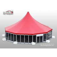 China Luxury High Peak Wedding Tent for Sale, High Peak Party Tent for Outdoor Parties wholesale